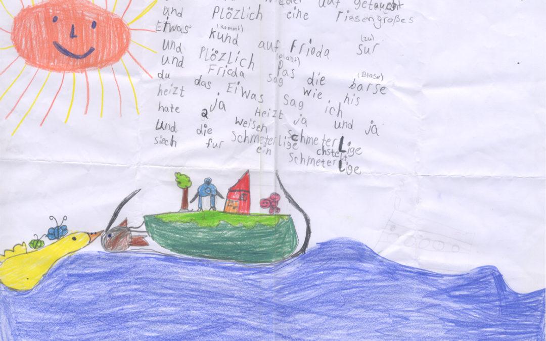 Kinderbild Laura